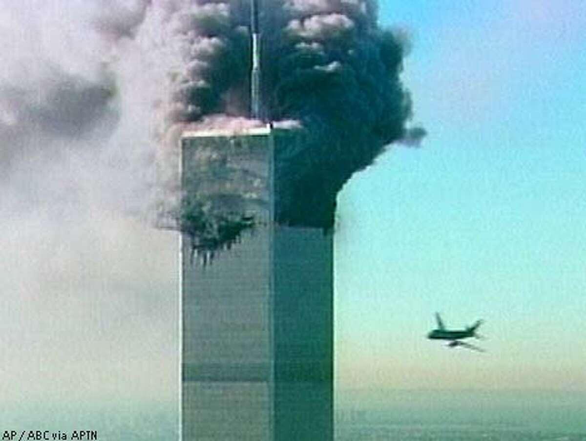 Remembering the New York terrorist attacks of Sept. 11, 2001