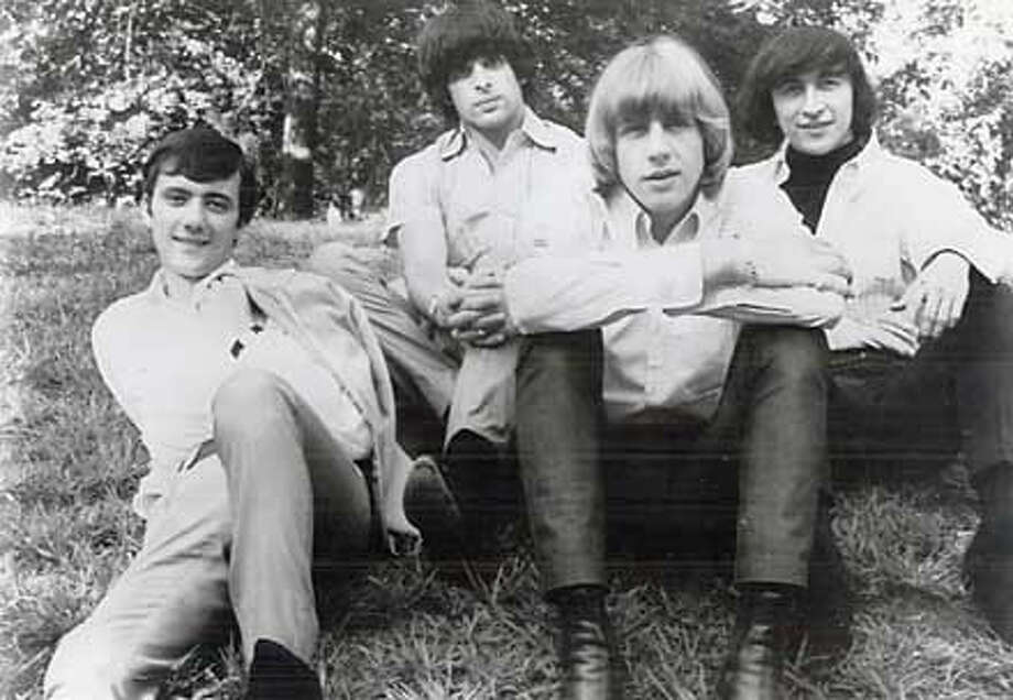 Number 52: The Beau Brummels: Nothing matched the dark bite of the group's Beatles knock-offs. Photo from Joel Selvin Collection