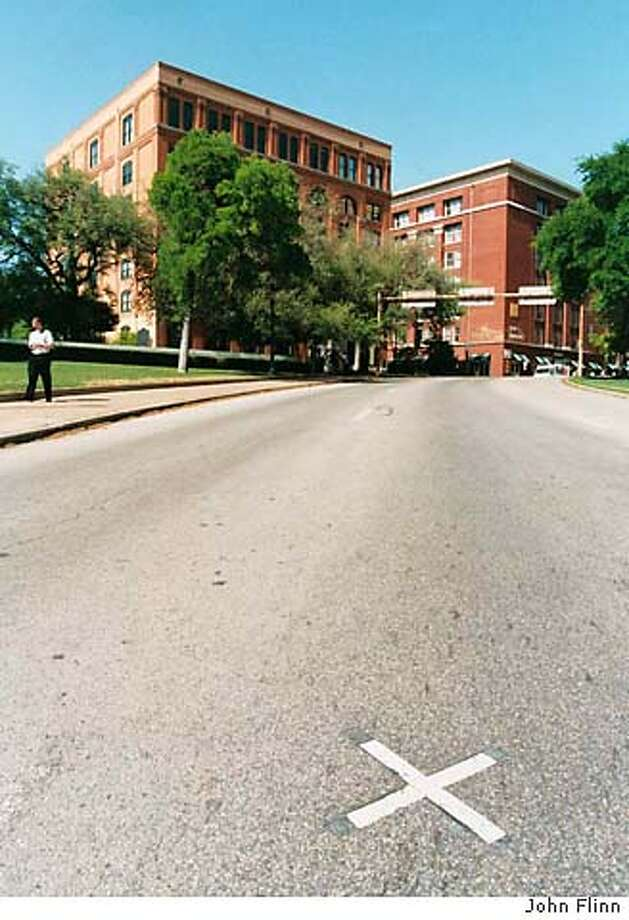 dealey plaza dallas map Scene Of The Crime 11 22 63 From Dealey Plaza And The Grassy dealey plaza dallas map