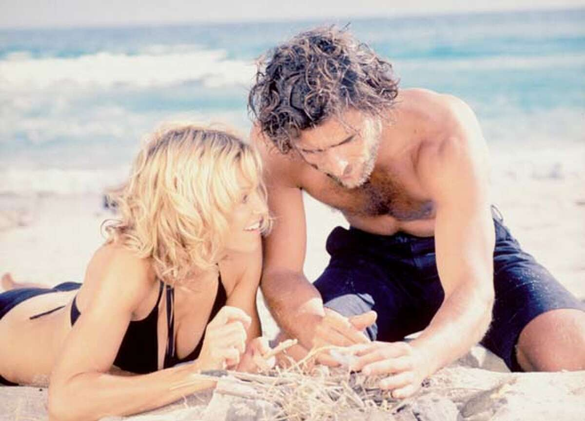 Madonna and Adriano Giannini in