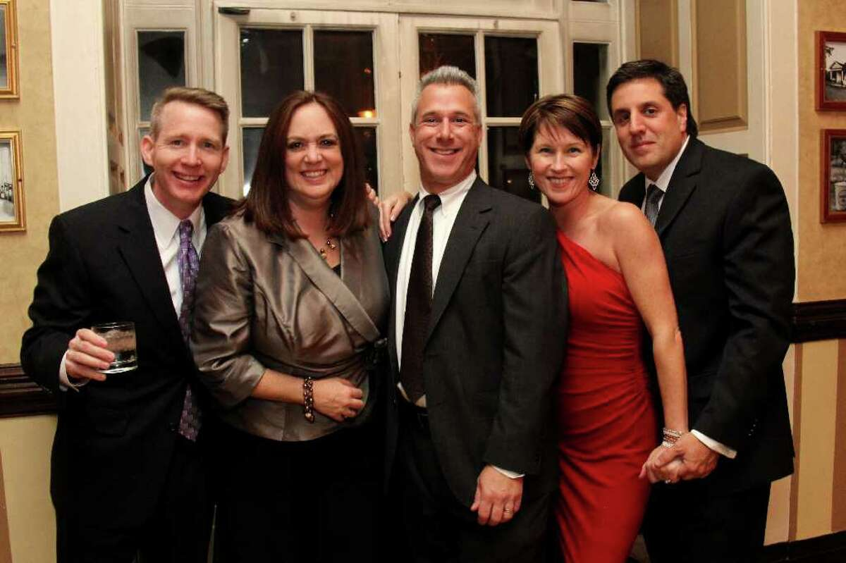 Were You Seen at the Down Syndrome Aim High Resource Center's Champagne & Roses Gala at the Hall of Springs on Saturday, February 11, 2012?