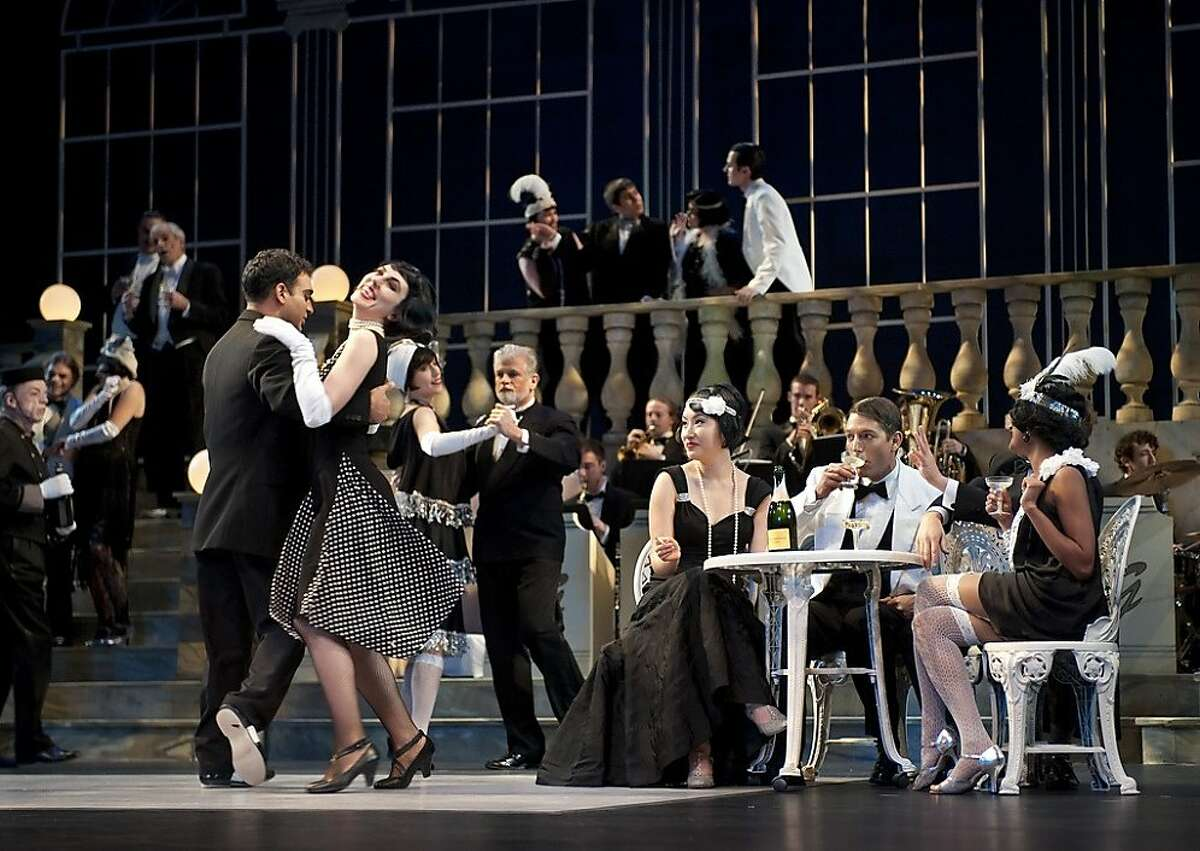 John Harbison's opera