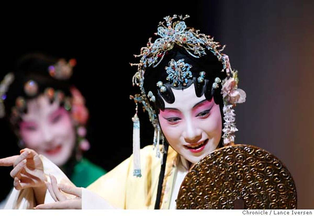 PEONY_1131.JPG Book one of three that are part of a Chinese opera