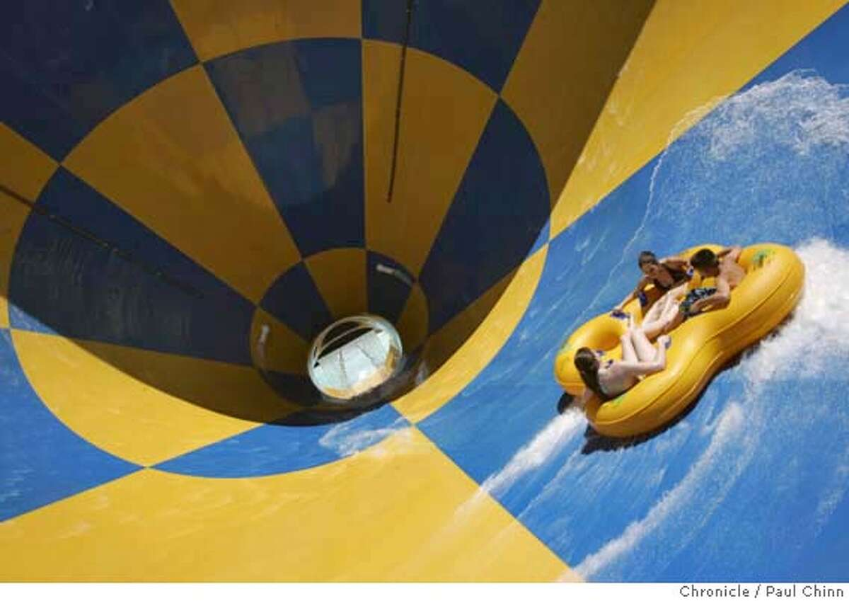 COOL DOWN IN CONCORD Dive into Waterworld -- It's a splashy day of fun for the whole family.