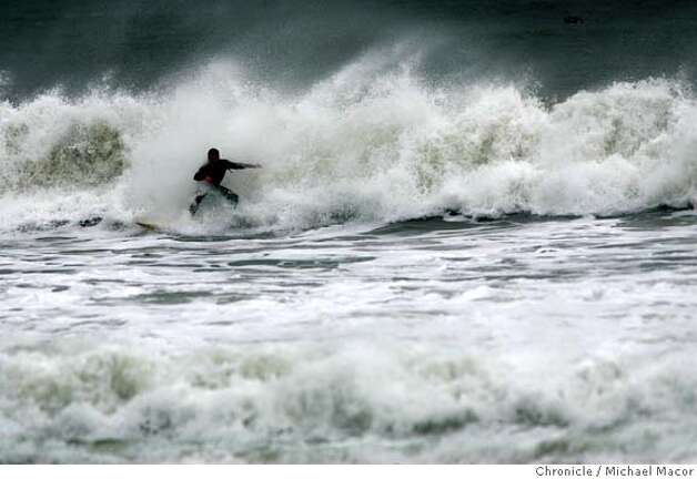 NORTHERN CALIFORNIA / Fierce storms bring fear of floods / Another