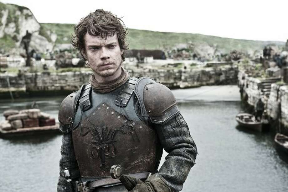 Theon Greyjoy has had a complicated past and really needs to get things straightened out soon.