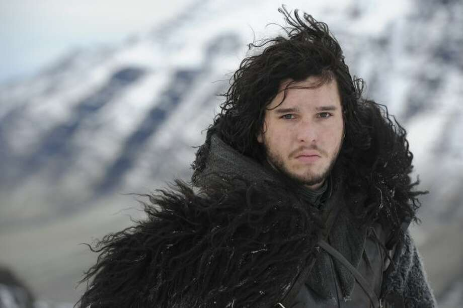 Kit Haringtonas Jon Snow.
