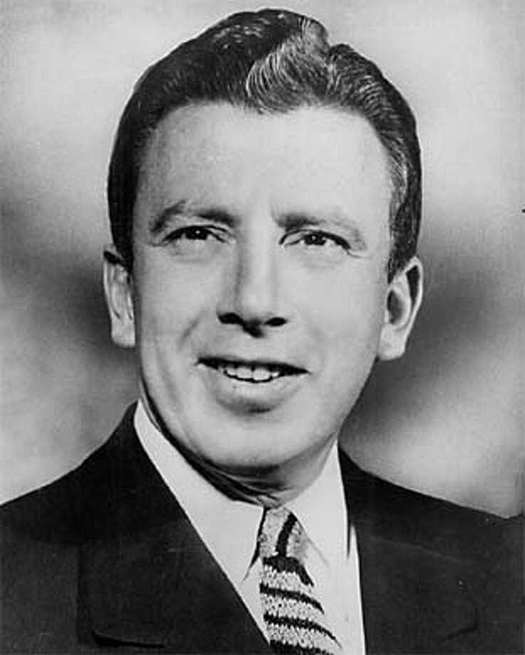 Chronicle People: Paul C. Smith, Executive Editor, 1937-1951. Chronicle File Photo
