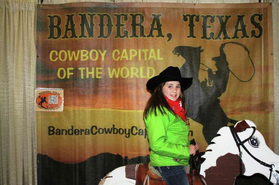 San Antonio Stock Show & Rodeo – Sunday, February 12, 2012 Rodeo Pictures Photo: Express-News