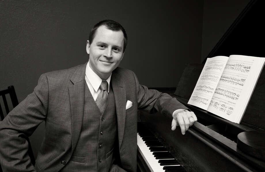 Pianist Brent Watkins. Courtesy Haley Beham Photography