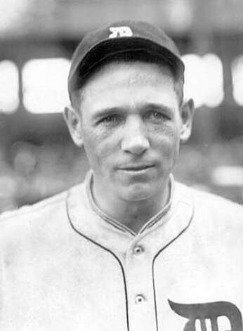 .jpg Harry Heilman, slugging outfielder for the Detroit Tigers. Photo Credit: Associated Press Photo: Photo Credit:
