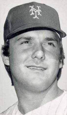 .jpg New York Mets All-Star Tug McGraw handout/ handout Photo: Handout