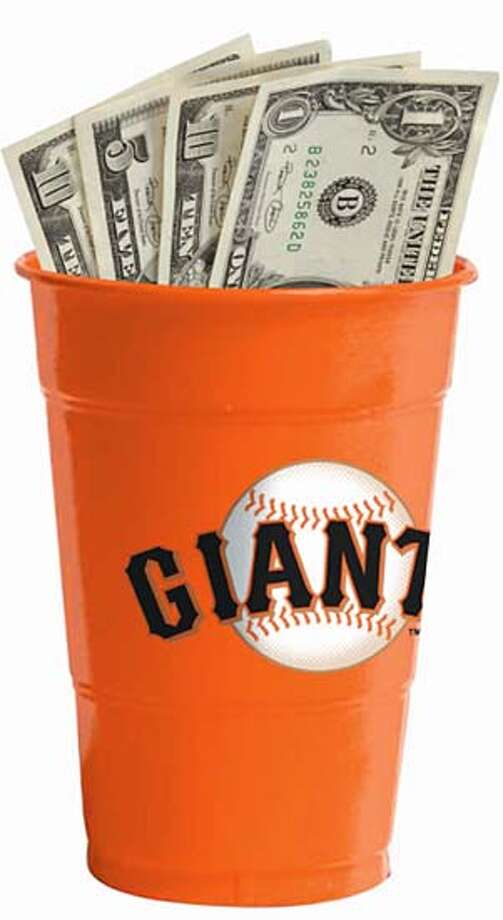 As season opens, cost of ballpark suds rivals city's finest. Chronicle Graphic