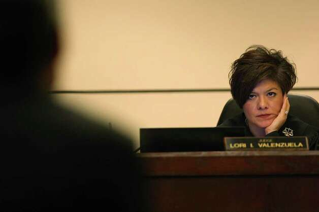 State District Judge Lori Valenzuela enhanced the punishment for James Trimble, a DWI offender.