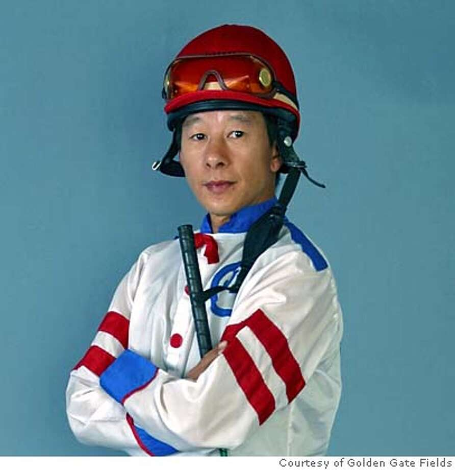 Photo of Sunny Ho. Photo: Courtesy of Golden Gate Fields Photo: Courtesy Of Golden Gate Fields