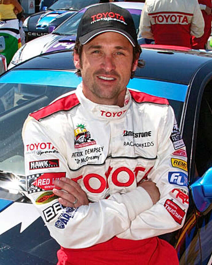 TOYOTA PRO/CELEBRITY RACE 30TH ANNIVERSARY PITS CELEBRITY ALUMNI AGAINST HOT NEW TALENT FOR 2006; PATRICK DEMPSEY, WILLIAM SHATNER, JOHN ELWAY AND FRANKIE MUNIZ AMONG STARS COMPETING FOR VICTORY LANE