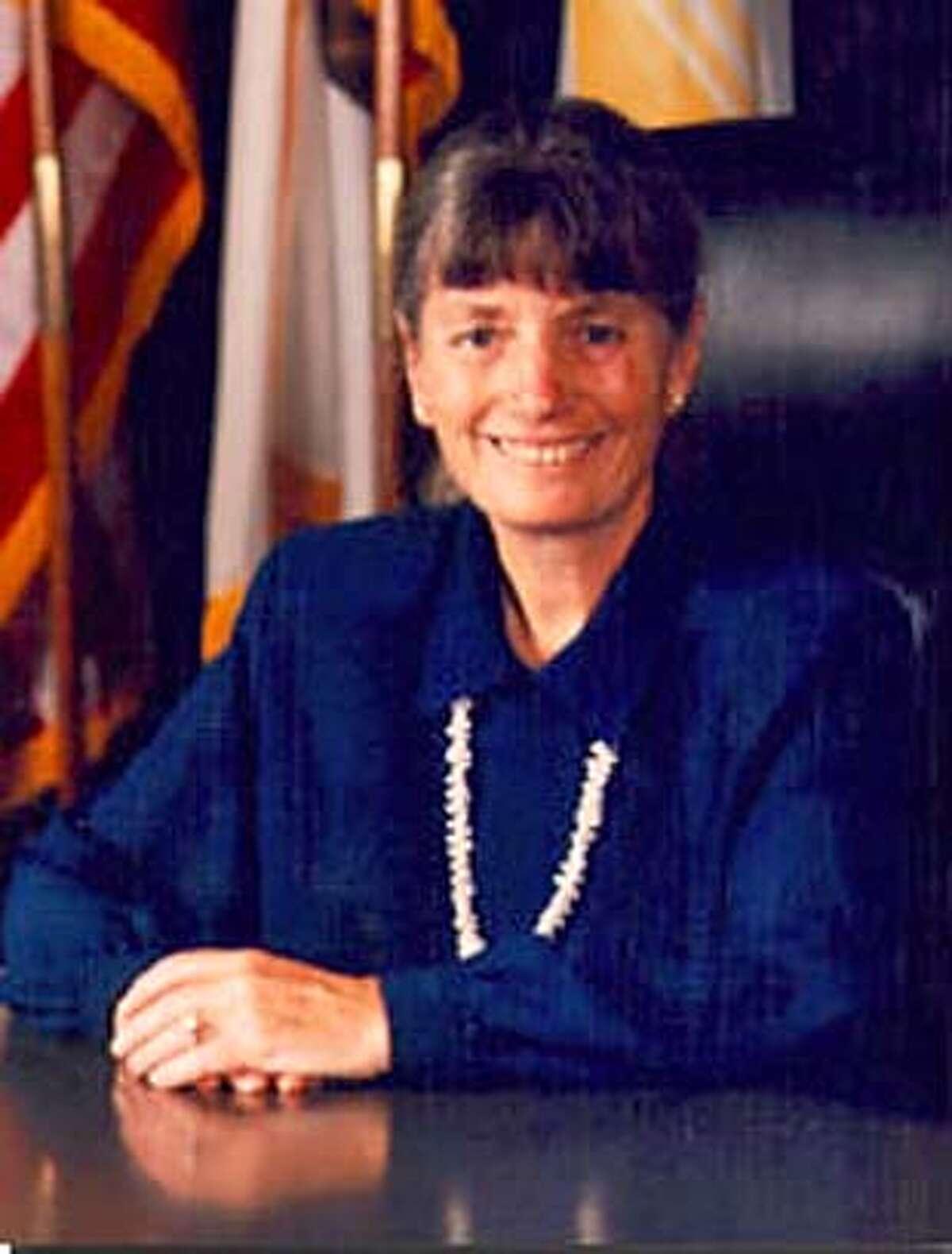 Alameda County Supervisor Gail Steele.