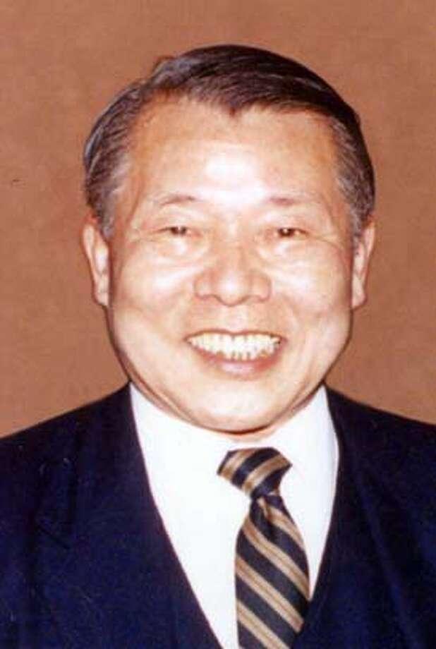 Obituary photo of John Tsu.