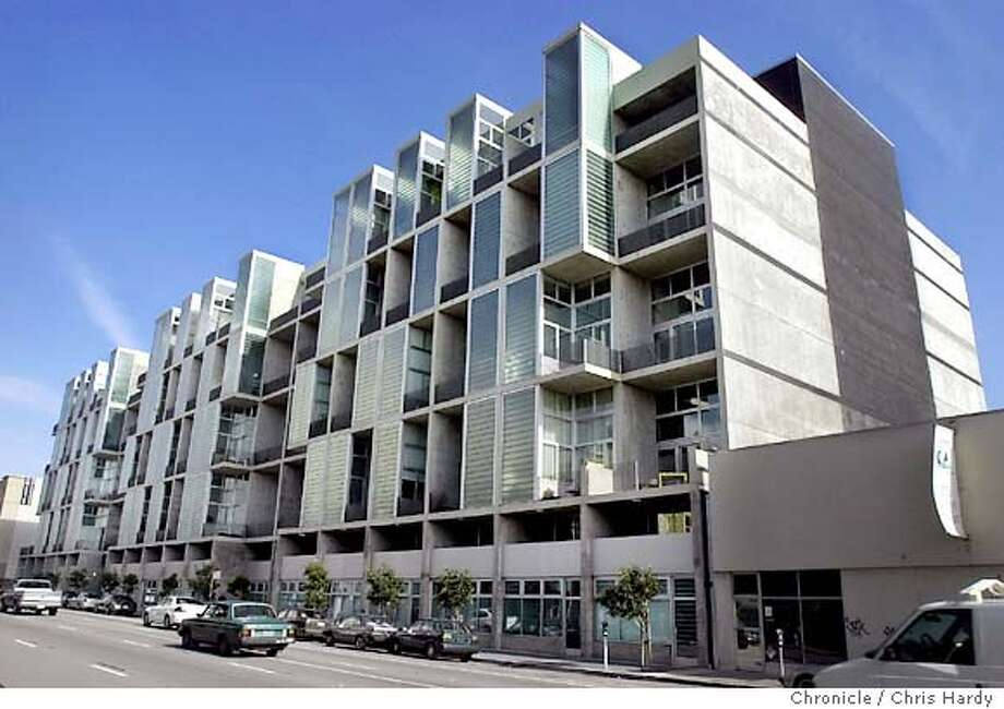 Judges Find One Building To Like In S F Sfgate