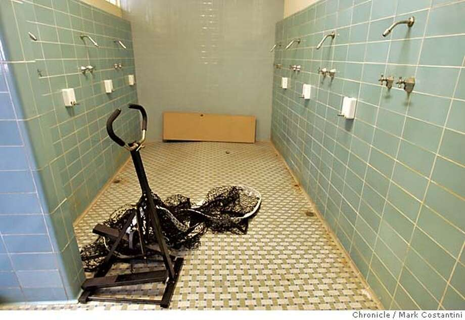 Schools forced to update seldom-used showers - SFGate
