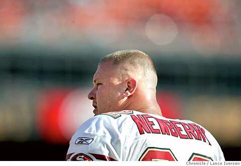 Ex-49er Jeremy Newberry Selling Bay Area Estate and Event