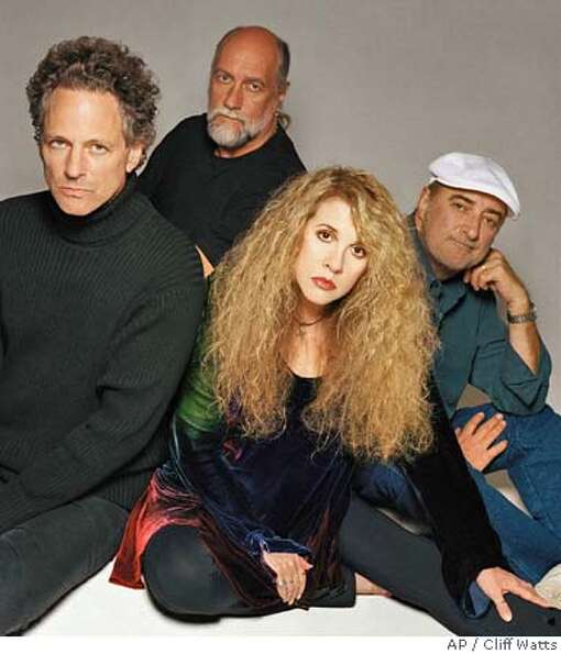 Fleetwood Mac, because no