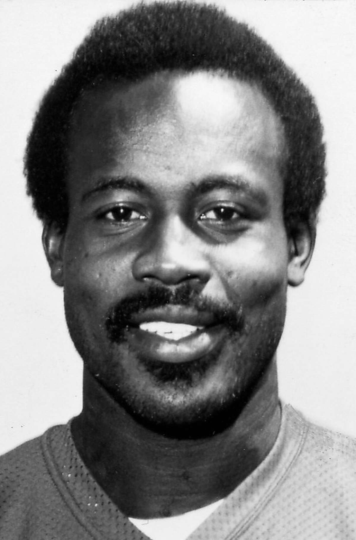 Freddie Solomon, #88, 49ers wide receiver.