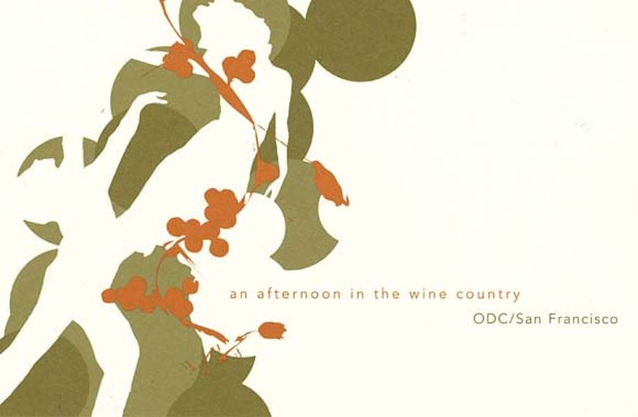 "Eleanor Coppola Hosts ODC/San Francisco's Fall Benefit, ""An Afternoon in the Wine Country."""