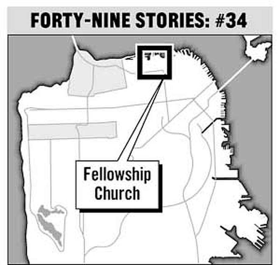 Forty-Nine Stories: #34. Chronicle Graphic