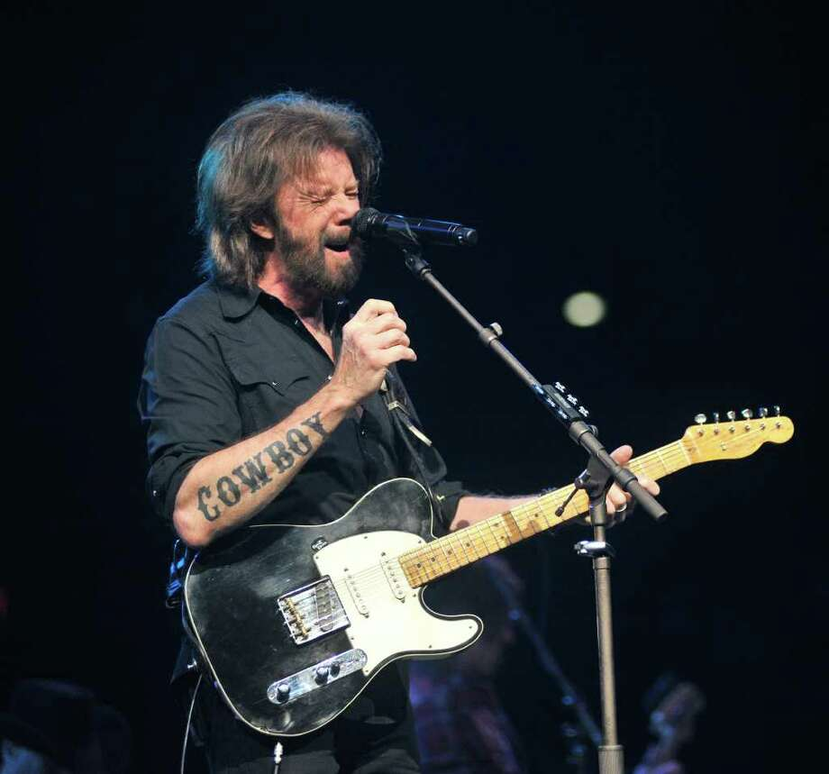 Country music's Ronnie Dunn, formerly of Brooks and Dunn, performs during the San Antonio Stock Show and Rodeo Feb. 13, 2012. Photo: Robin Jerstad, Photo By Robin Jerstad/For The Express-News