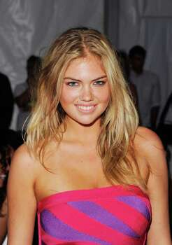 MIAMI BEACH, FL - JULY 16:  Model Kate Upton attends Caffe Swimwear show during Mercedes-Benz Fashion Week Swim on July 16, 2011 in Miami Beach, Florida.  (Photo by Andrew H. Walker/Getty Images for IMG) Photo: Getty Images / 2010 Getty Images