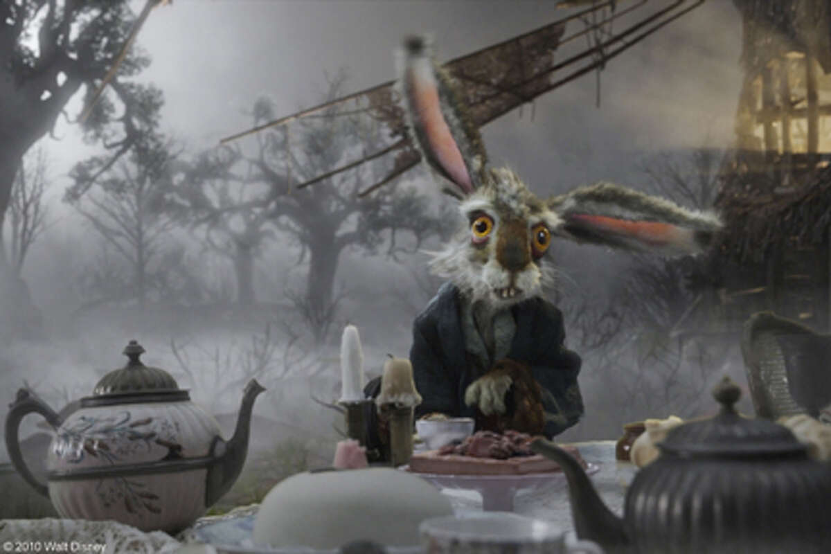 The March Hare in