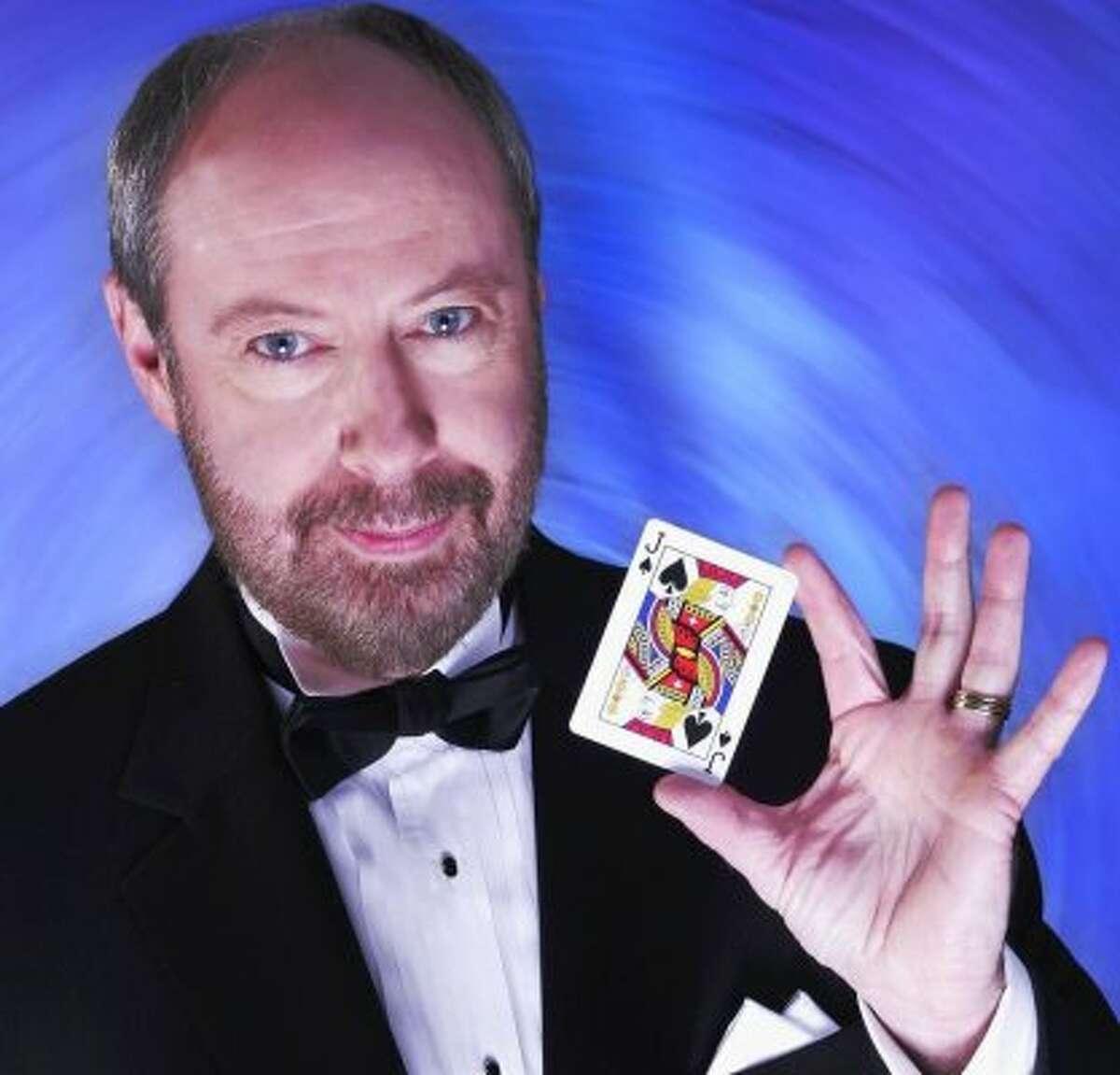 Magician Jim Snack