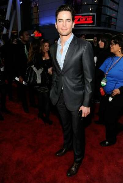 Actor Matt Bomer arrives at the 2012 People's Choice Awards at Nokia Theatre L.A. Live on January 11