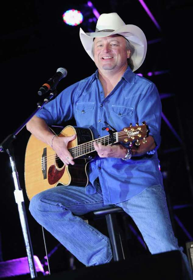 NASHVILLE, TN - OCTOBER 03:  Mark Chesnutt performs at the BLA showcase during the International Entertainment Buyers Association Conference and Hall of Fame on October 3, 2011 in Nashville, Tennessee. Photo: Rick Diamond, Getty Images Of IEBA / 2011 Getty Images