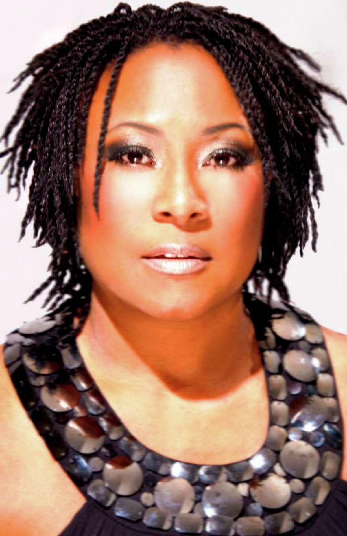 Jazz performer Geri Allen