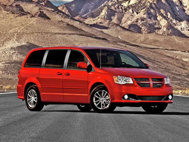 2012 Dodge Grand Caravan Crew (photo courtesy Chrysler) Photo: Webb Bland