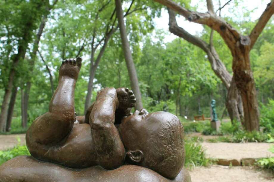 The Umlauf Sculpture Garden in Austin is a wonderful place to visit. Photo: Umlauf Sculpture Garden