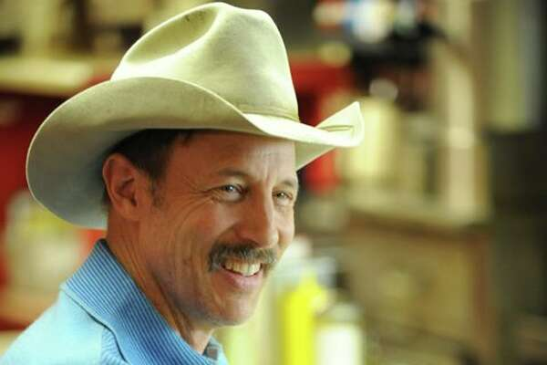 """Joe Gries stars as FFA donor and businessman Richard Wallrath in the movie """"Deep in the Heart"""""""