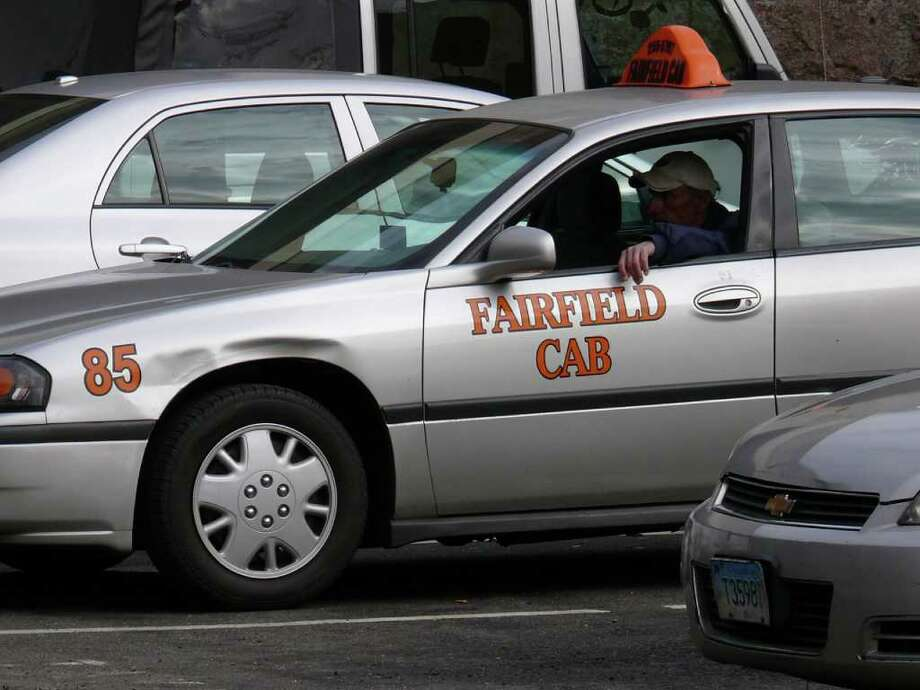 The state Department of Transportation is shutting down Fairfield Cab Co. at the end of the month. Photo: Genevieve Reilly / Fairfield Citizen