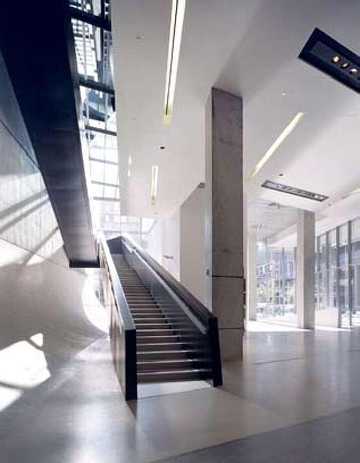 Roland Halbe interior. Photo: Roland Halbe