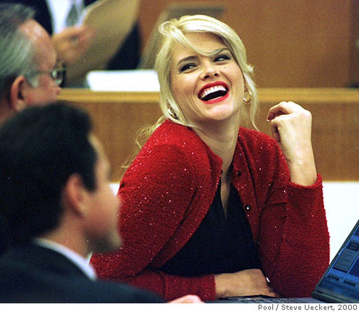Anna Nicole Smith quotes Anna Nicole Smith, the Texas-born stripper-turned-model and reality star, was one of America's most beloved bombshells. See photos from her tumultuous life and quotes from her that have made us laugh.