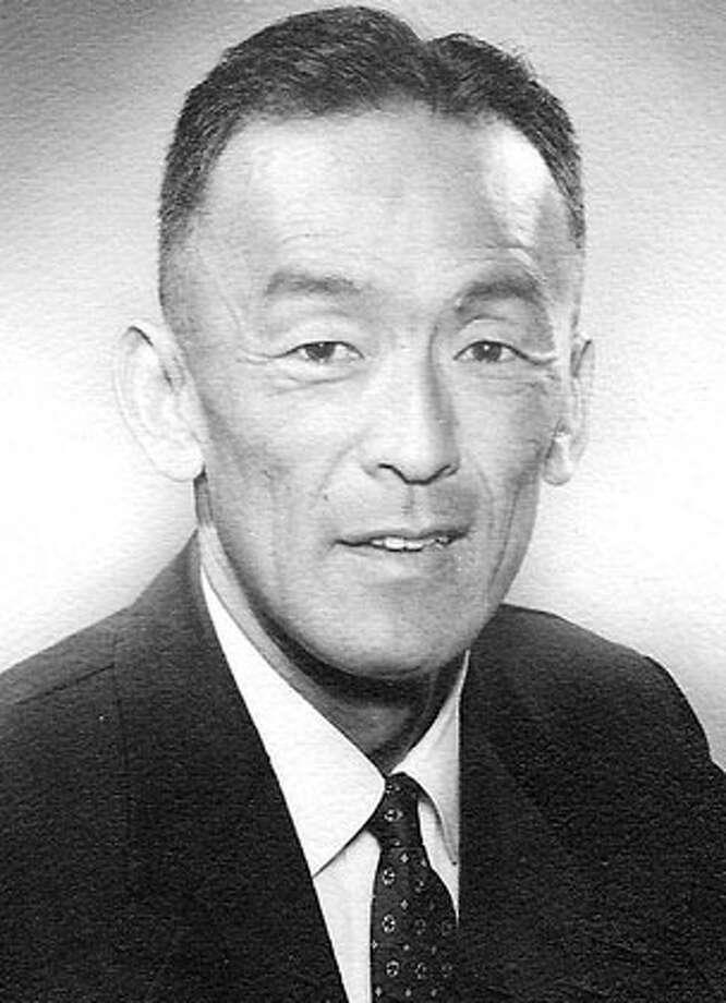 Obituary photo of Ted Ohashi. Photo: Handout