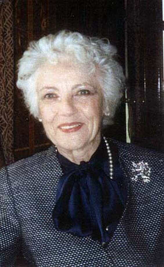 Obituary photo of Vivian Goddard . handout photo, 1995