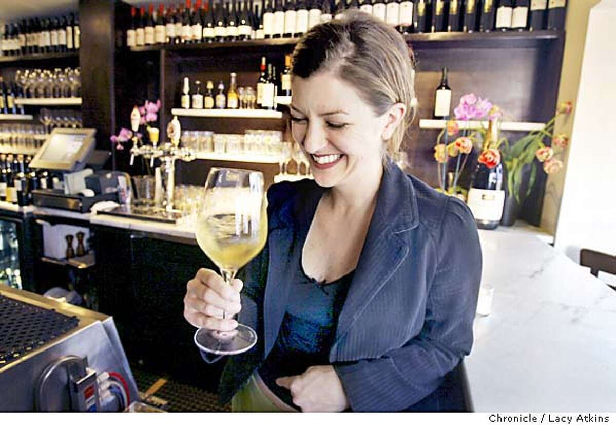 D18A restaurant Also sommelier Shelley Lindgren. Also their speciality in cheeses,