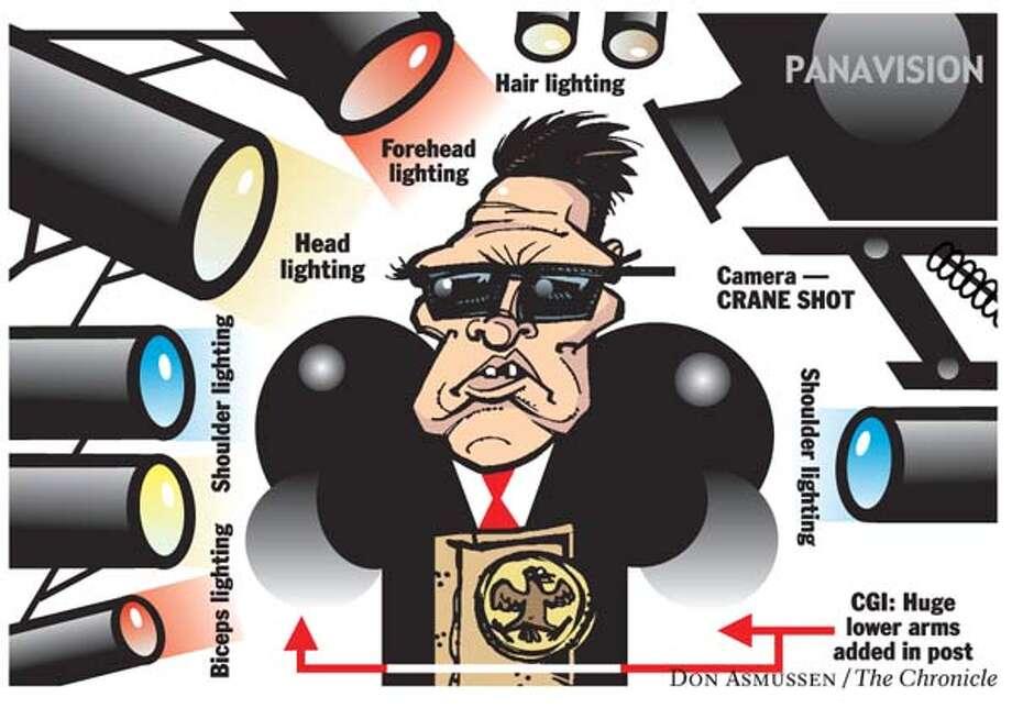 (A21) Arnold Cartoon