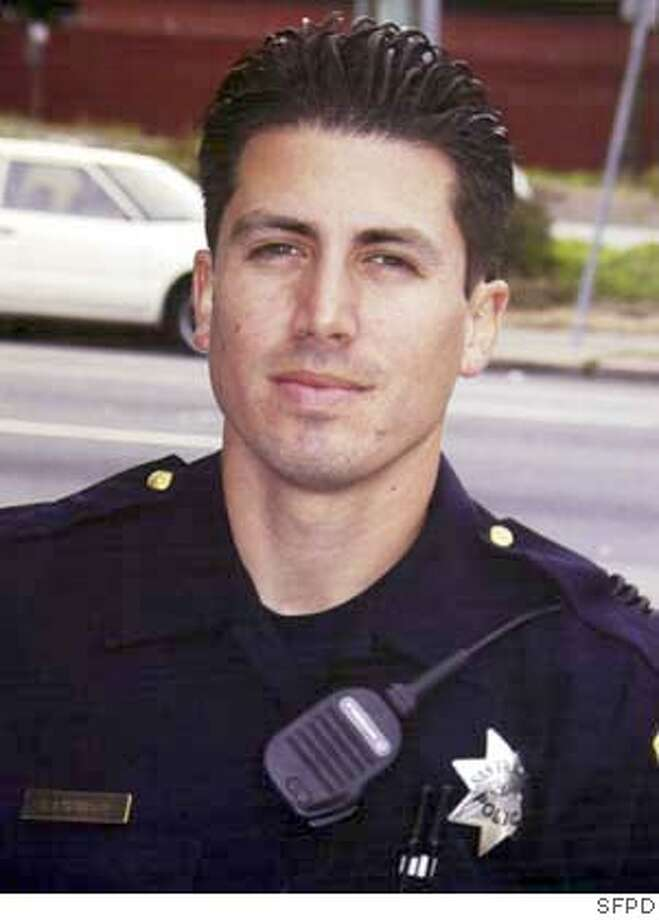 ** FILE **Undated photo of slain San Francisco Police Officer Isaac Espinoza, who was shot Sunday in the Hunterspoint Bayview area of San Francisco. Espinoza, 29, was working undercover in one of the city's most troubled neighborhoods late Saturday when he was shot twice. It was the first killing of an on-duty officer in San Francisco since 1994. (AP Photo/San Francisco Police Dept via The San Francisco Chronicle) Officer Isaac Espinoza was working undercover when he was shot twice and killed. Officer Isaac Espinoza was working undercover in the Bayview district when he was shot and killed. ProductName	Chronicle UNDATED PHOTO; SAN FRANCISCO POLICE DEPT VIA THE SAN FRANCISCO CHRONICLE