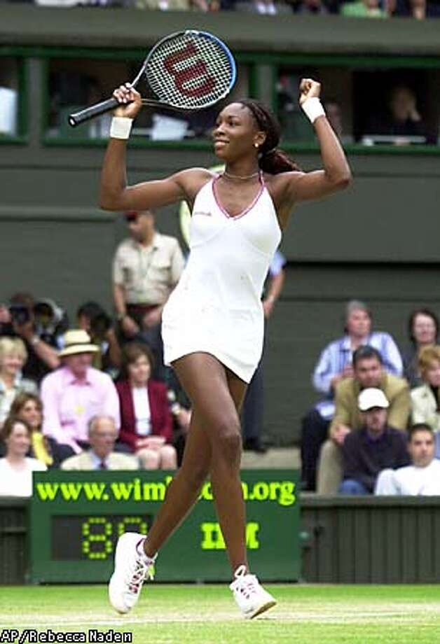 Venus Williams does not bow to the demands of the tour, which makes her arrogant to some and independent to others. Associated Press photo by  Rebecca Naden