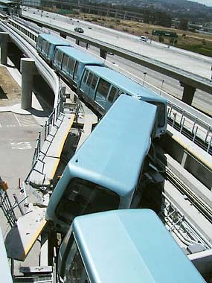 The Air train. For 11/20 M&R column. HANDOUT.