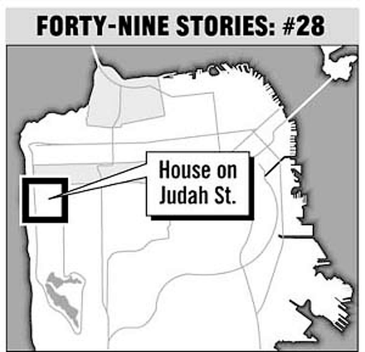 Forty-Nine Stories: No. 28. Chronicle Graphic